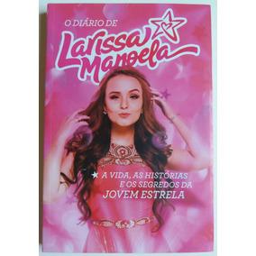 bb696edd2494b Diario Da Larissa Manoela - Livros no Mercado Livre Brasil