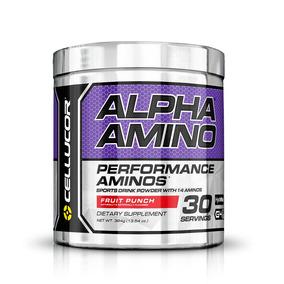 Aminoácidos Alpha Amino Fruit Punch