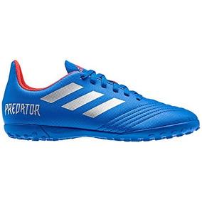 Tenis adidas Predator Tf Azul Tallas Del 20 Al 24 Mujer Ppk 3851f1a0fa9d7