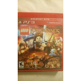 Lego Lord Of Rings Ps3