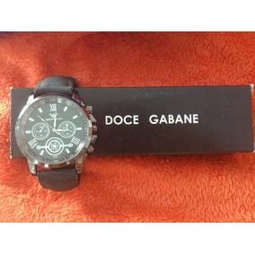 eefb49649abab Relogio Doce E Gabana Masculino - Relógios De Pulso no Mercado Livre ...