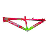 Quadro Bicicleta Viking X Tuff X25 Alumínio