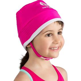 9f2811dd86c30 Sombrero De Playa Cressi Para Bebes - Pink  m l  (15