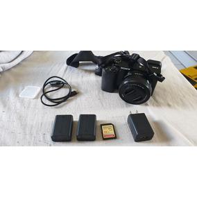 Sony A6000 + Lente 16-50 + Bateria Extra + Sd32gb + Bag Sony