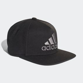 Gorra adidas Negra Snapback H90 Logo Hat Black Hat Skate 366d18be019