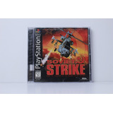 Soviet Strike - Juego Original Playstation 1