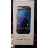 Caja, Galaxy Nexus, Goole Samsung, Caja, Usada Y Original