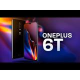 Oneplus 6t Dual Ud 8gb Ram 128gb Mirror Black Color Stock