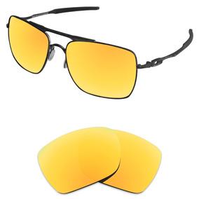 Lupa Oakley Dourada - Óculos De Sol Oakley Deviation no Mercado ... 6c14d22d71