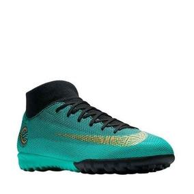 Tenis Deportivo Casual Nike Color Verde Sintetico Is310