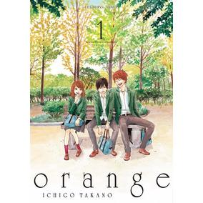 Coleção Mangá Orange 1 Ao 4 (novos)