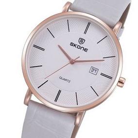 991eb65e27e Relógio Feminino Skone Dourada - Relógios no Mercado Livre Brasil