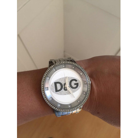 774948dffca Relogio Dolce Gabbana Time - Joias e Relógios no Mercado Livre Brasil