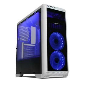 Cpu Pc Gamer Core I7 8gb Geforce Gt 1030 Hd Ssd 120gb Dvdrw