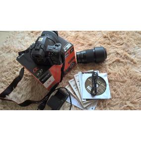 Sony Alpha Slt-a37k + Lente Sony Sal-75300 75-300mm
