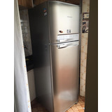 Refrigerador Electrolux Frost Free Duplex Inox Ótimo Estado