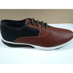 Zapato Caballero Moda Italiana Durable Comodo Antiderrapante