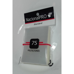 Folios Protectores Nacional-pro X5 Paquetes - Cartas Magic Z
