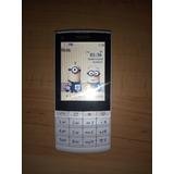 Nokia X3-02 Telcel