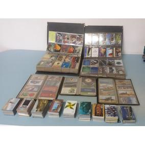 2.700 Cartões Telefônicos - Vendo Lote, Com Pastas...