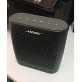 Bose Soundlink Bluetooth Altavoz Ii De Color Azul Acuática