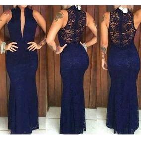 Fotos de vestido de madrinha de casamento azul