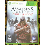 Assassin´s Creed Brotherhood Xbox 360