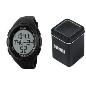 Relógio Skmei 1122 Led Pedômetro Prova D