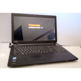 Notebook Toshiba Satellite C55-b5202 Tela 15.6 Com Defeito