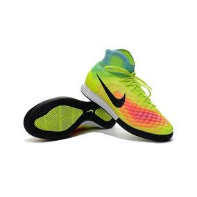 Chuteira Nike Magista Futsal Botinha Barata - Chuteiras no Mercado ... 5ed476b256d43