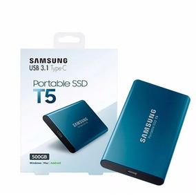Hd Portatil Samsung 500gb T5 Ssd Usb 3.1