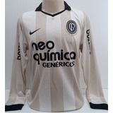 Camisa Corinthians Nike Centenário Ronaldo Modelo De Jogo