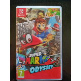 Mario Odyssey / Nintendo Switch