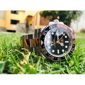 Reloj Role X Gmt Mastr Ii Automático