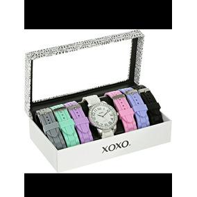 Xoxo Paquete De Reloj Con 7 Extensibles, Envio Gratis