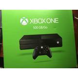 Xbox One De 500 Gb + Halo 5 + Farcry Primal + Destiny
