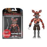 Five Nights At Freddy Nightmare Foxy 14 Articulado Original