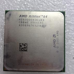 Processador Amd Athlon 64 3000 2.0ghz Soquete 754
