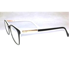 90cfd960a9d1d Oculos Grau Tiffany Branco - Óculos no Mercado Livre Brasil