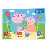 Peppa Pig - Kit Painel Decorativo - Regina Festas