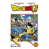 Dragon Ball Super Nº 03 (manga Shonen) Akira Toriyama; Viz
