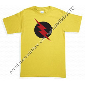 Playera Flash Reverso Playera Dr Zoom Dwza