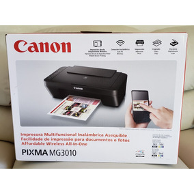 Impresora Canon Pixma Mg3010 Cartuchos En Mercado Libre M 233 Xico
