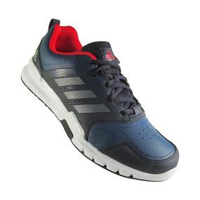 Tenis Adidas Devotion Pb 3 M Caballero Running Wsl Ropa y