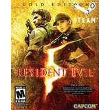Resident Evil 5 Gold Edition Español - Steam Cd Key Digital
