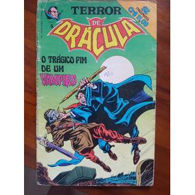 Terror De Drácula Nº 5! Ed. Abril!