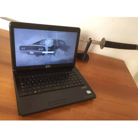 Notebook Sti 4gb 500gb Sistema Windows 10