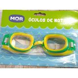 Oculos De Natacão Infantil Mor 10 Unidades