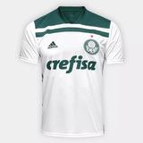 Camisa Do Palmeiras Adidas (azul) Palestra Itália - Futebol no ... 8de9c6e50363e
