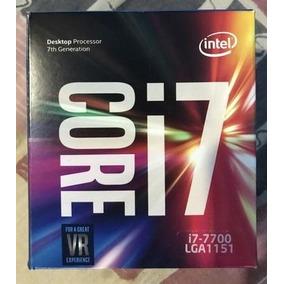 Processador Intel Core I7 7700